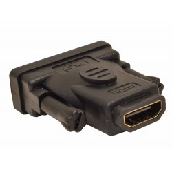 Adaptador HDMI macho a DVI