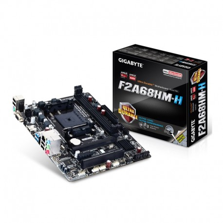 motherboard GA F2 A68hm-h
