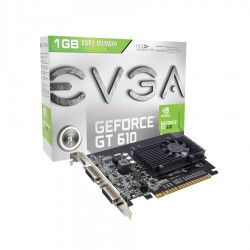 Placa de video GeForce GT610