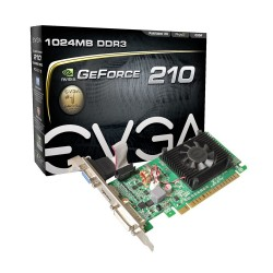Placa de video EVGA G210 1GB ddr3