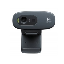Webcam Logitech C270 black