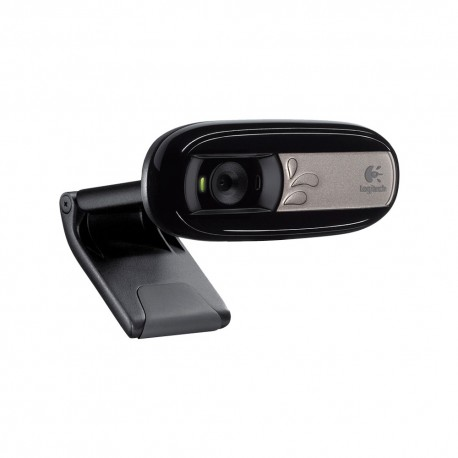 Webcam Logitech C170 Black