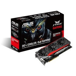 Placa de video ASUS R9 390X 8gb DDR5