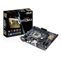 Mother ASUS H110M-A