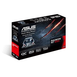 Placa de video ASUS R7 250 2gb DDR3
