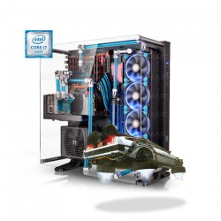PC Intel i7 7740k combo Thermaltake
