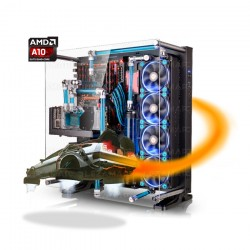 PC A10 combo Thermaltake