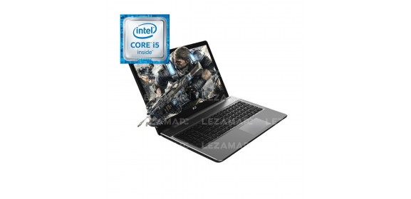Notebook Cx 15.6 Intel I5 6ta + placa de video nvidia