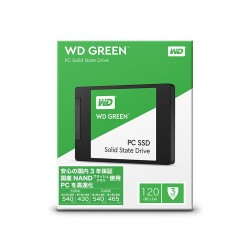 Disco SSD WD GREEN 120GB Notebook