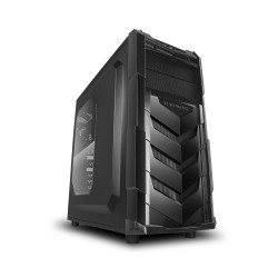 GABINETE GAMER RAIDMAX VORTEX V4 FAN 120MM