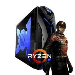 Pc Gamer AMD RYZEN 7 1800x AM4 8gb ddr4 1tb