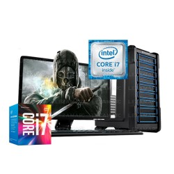 PC Gamer Diseño Intel Core  i7 7700 1TB 8GB