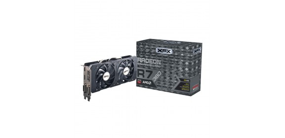Placa De Video Xfx R7 360 2gb Ddr5