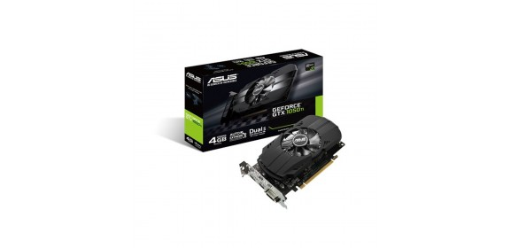 Placa De Video Asus Gtx 1050 Ti 4gb Ddr5