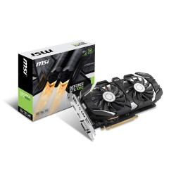 PLACA DE VIDEO GTX 1060 3GB MSI DDR5 OC DUAL FAN