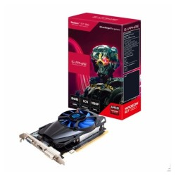 PLACA DE VIDEO SAPPHIRE R7 350 2GB DDR5 RADEON