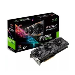 PLACA DE VIDEO ASUS GTX 1080TI 11GB STRIX GAMING 90YV0AM1-M0NA00