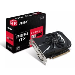 PLACA DE VIDEO MSI RX550 AERO 2GB