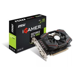 PLACA DE VIDEO GTX 1060 6GB MSI DDR5 OC igamer
