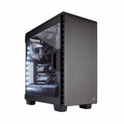 GABINETE CORSAIR CARBIDE 400C BLACK / WHITE