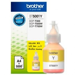 Tinta Brother Amarillo Dcp-T300, T500, T700