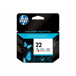 Cartucho Original Hp 22 Color  3920 3940 1410 1400