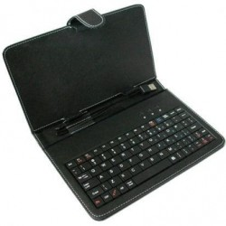 "Funda Tablet 10"" Rigida Con teclado MOBOX"