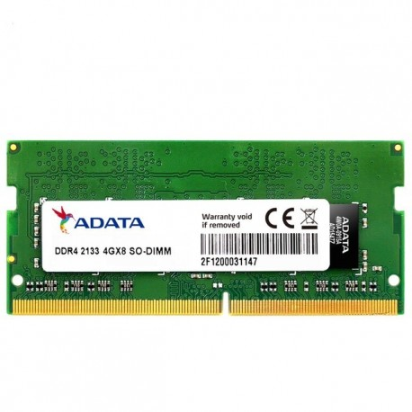 Memoria Notebook adata ddr4 8gb 2133 mhz
