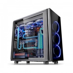 Gabinete ThermalTake View 31 RGB Black TG Mid Tower