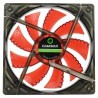 Cooler Gamemax Para Gabinete 120mm Red Wf12r