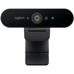 Webcam Logitech Brio 4k con Rightlight Ultra HD