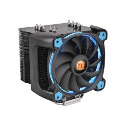 Cooler Cpu Thermaltake Riing Silent 12 Led Azul