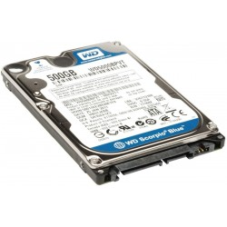 Disco Rígido Notebook 500gb Sata