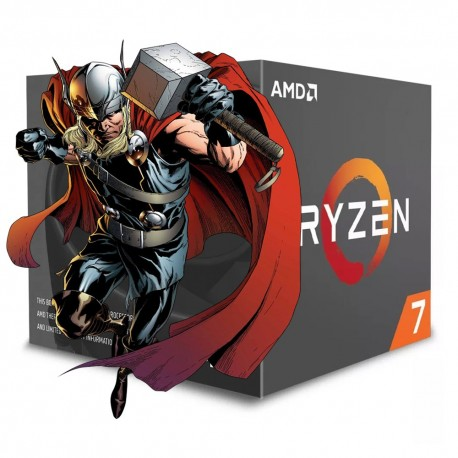 Micro AMD RYZEN 7 2700X 4.35 GHZ C/VIDEO 2da gen