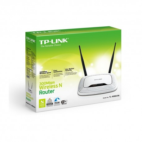 Router Tp Link Tl WR841ND