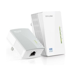 Extensor de Señal wifi TP LINK TL-WPA 4220KIT Powerline