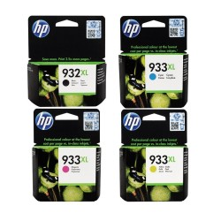 Combo Cartuchos HP 932/933 XL