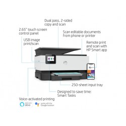 IMPRESORA OFFICEJET PRO 9020 ALL IN ONE - HP