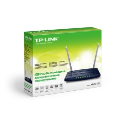 ROUTER WIRELESS TP-LINK ARCHER C50 AC-1200 DUAL BAND