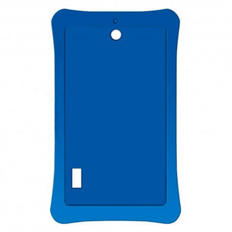 Funda Siliconada Para Tablet 7 Pulgadas Cx 9011 Azul