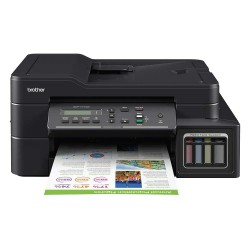 mpresora Multifuncion Brother DCP-T710W Sistema Continuo