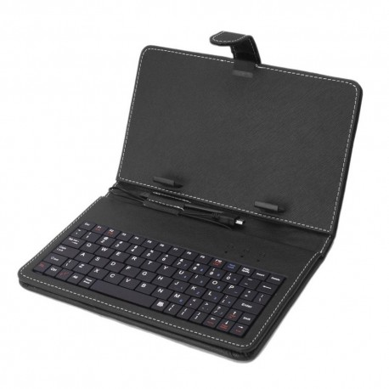 Funda con teclado 7 pulgadas