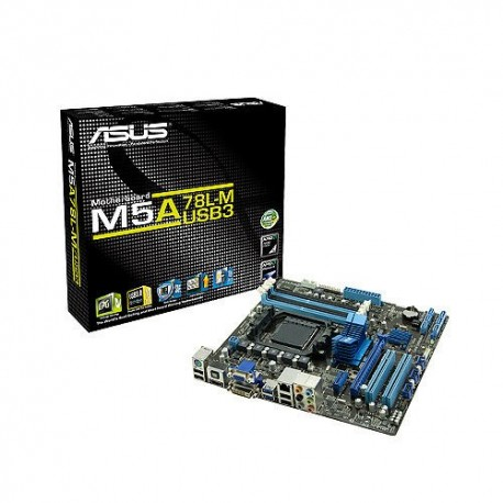 Mother Asus M5A78L-M USB3.0