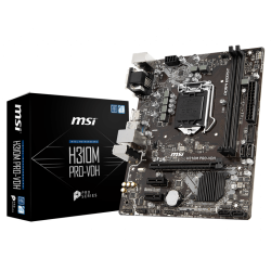 MOTHER MSI H310M PRO-VDH PLUS 1151 8VA