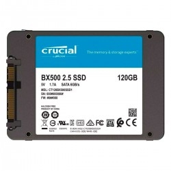 Disco Ssd 120gb Crucial Sata 3 Pc Notebook
