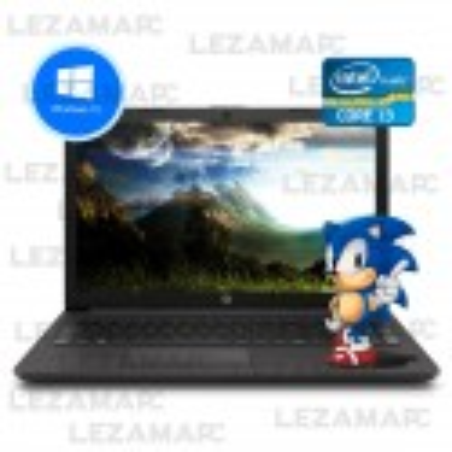 """NOTEBOOK HP 250 G7 I3 7020U PANTALLA 15.6"""" 4GB 1TB WINDOWS 10 PRO"""