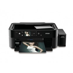 IMPRESORA MULTIFUNCION L850 ECO TANK LCD CD/DVD EPSON