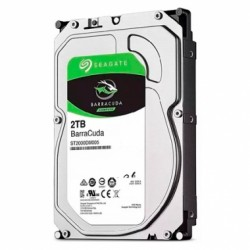 DISCO DURO INT 2TB SATA 6 GB/S 256MB BARRACUDA SEAGATE