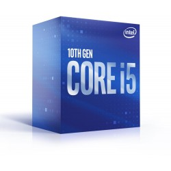 MICROPROCESADOR INTEL CORE I5 10400F GEN10  SOCKET 1200