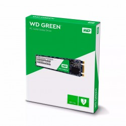 Disco M.2 SSD WD Green 120GB